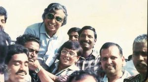 kalam with drdo colleagues