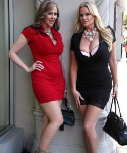Julia Ann with Kelly Madison