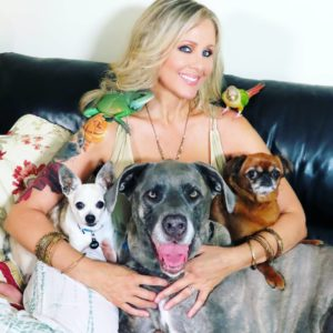 Julia-Ann-with-her-pets