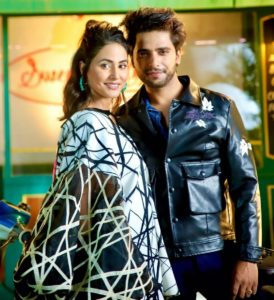 Actor Tanmay-Ssingh-with-Hina-Khan