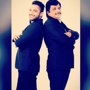 Actor Tanmay-Ssingh-with-his-father