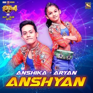 Anshika-Rajput-with-Aryan-patra