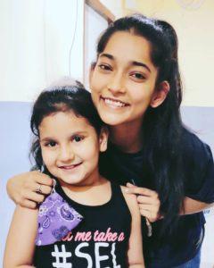 Esha-Mishra-with-Vartika-Jha