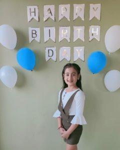 Neerja Tiwari celebrating her birthday