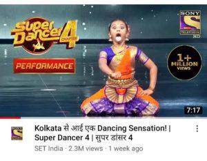 Pratiti Das performance