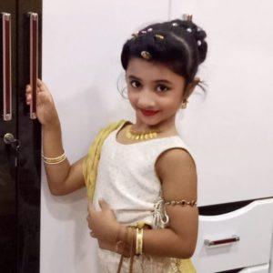Pratiti Das super dancer 4