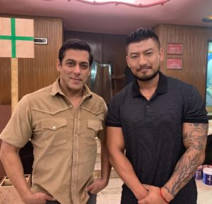 Sangay_Tsheltrim_with_Salman_Khan