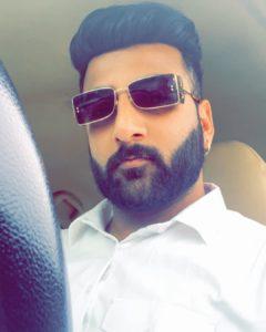 Shehbaz Badesha Selfie