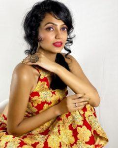Vartika Chauhan Actor