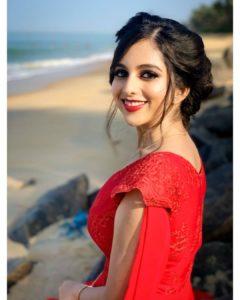 Model Niveditha Gowda
