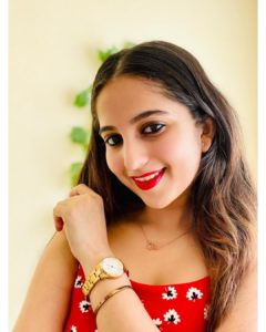 Niveditha Gowda Model
