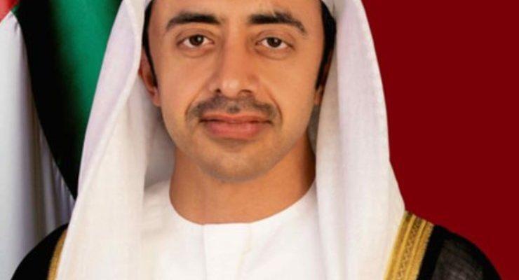 Sheikh Abdullah bin Zayed bin Sultan Al Nahyan